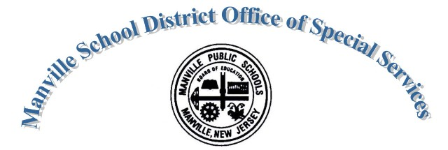 Manville School District Office of Special Services